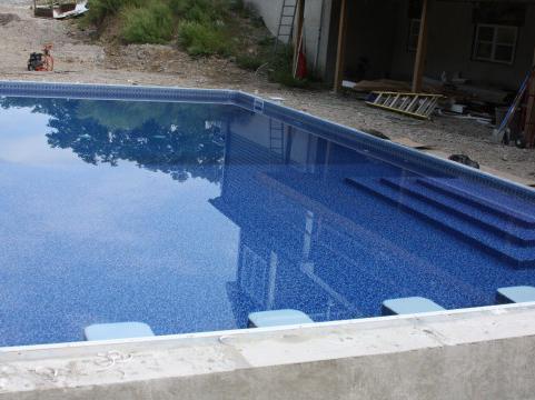 New pools